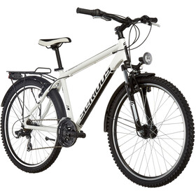 "Serious Rockville Street 26"", white/grey"